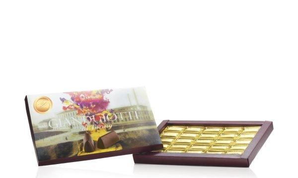 cioccolato cioccolatino gianduiotto turin