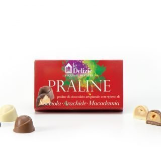 cioccolato cioccolatino praline arachide nocciola macadamia