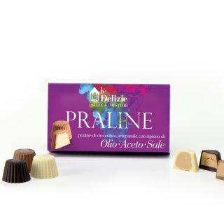 vinegar oil salt chocolate chocolates pralines