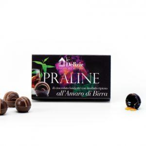 cioccolato cioccolatino Praline Amaro Birra