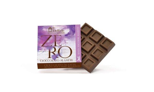 latte cioccolato cioccolatini zero