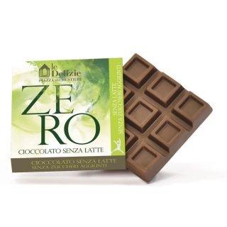 cioccolatini senza latte zero