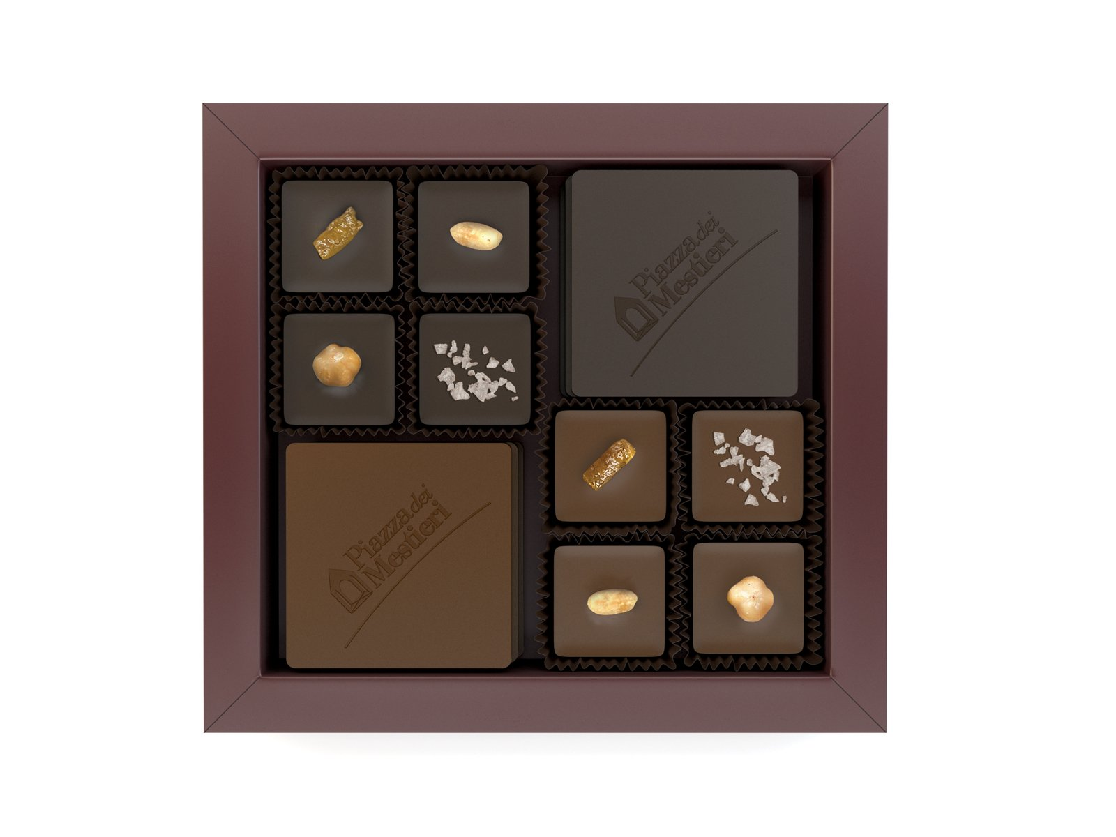 small artisan chocolate