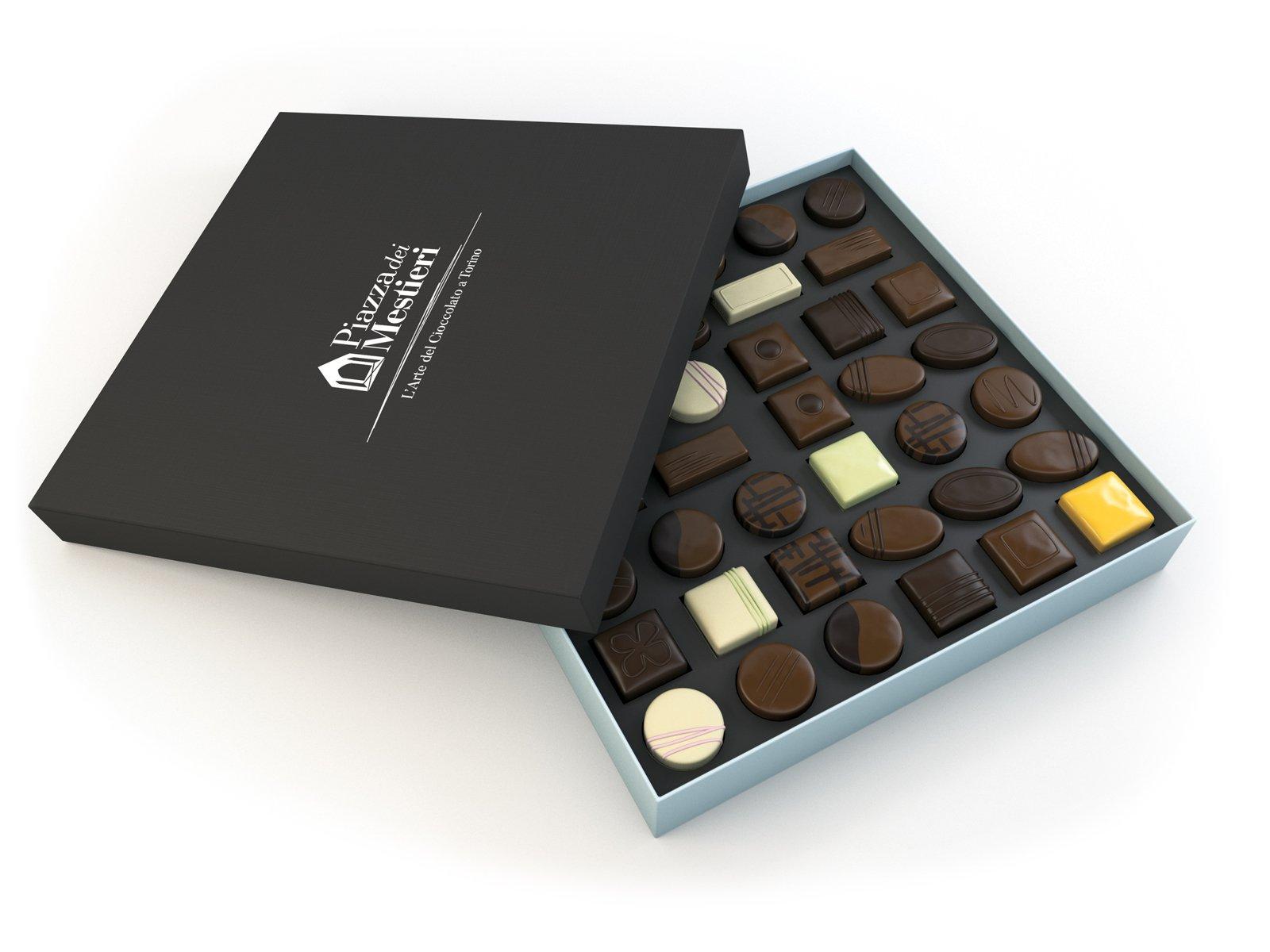 extra large chocolate chocolates