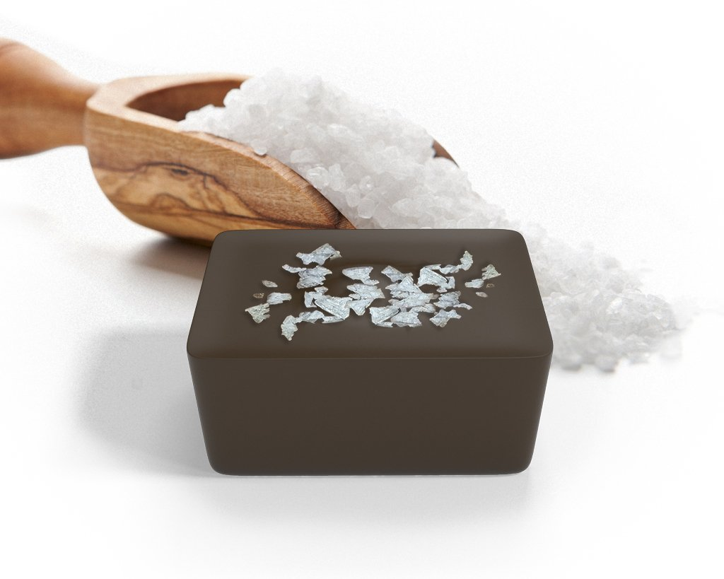 Fiocchi di sale latte cioccolato pralina