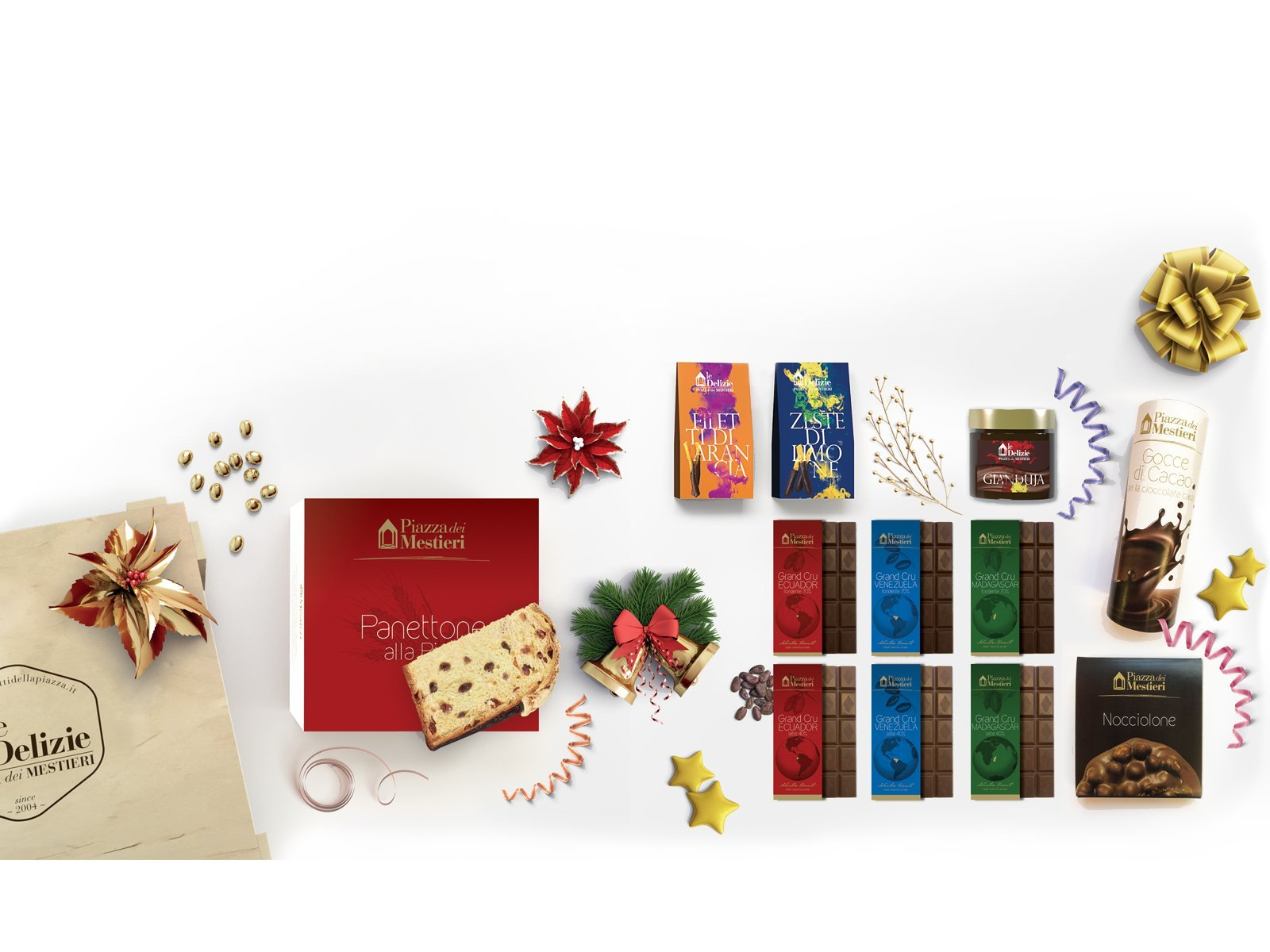 gift chocolate artisan