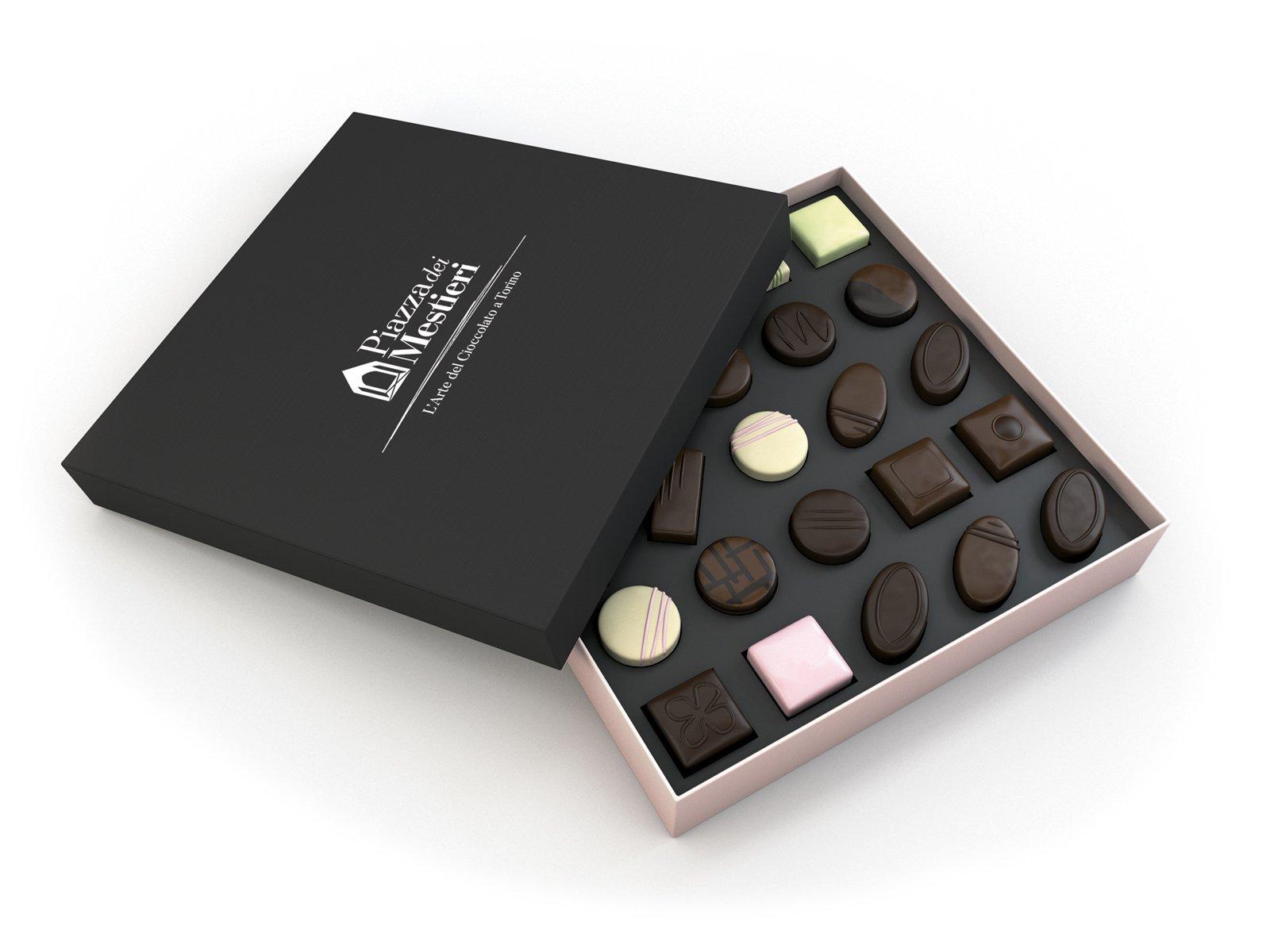 large size artisan chocolate
