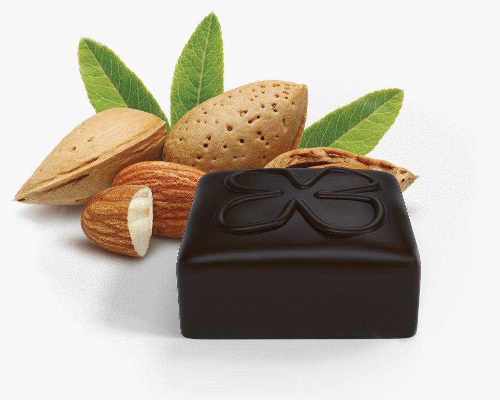 cioccolatini mandorla praline