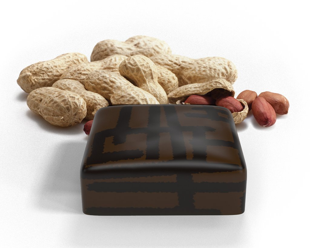 cioccolato arachide salata fondente