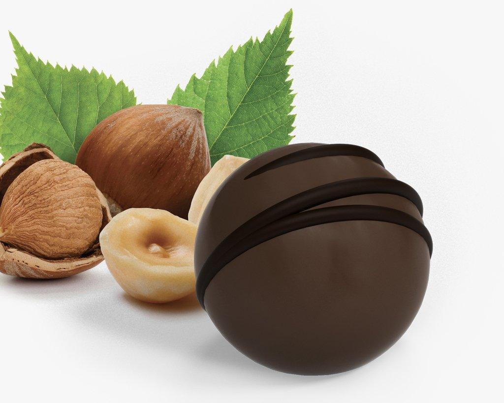 cioccolato boule nocciola