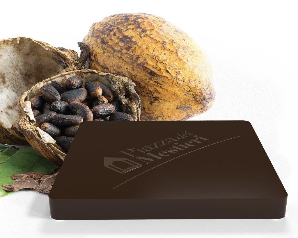 cioccolato cru madagascar fondente