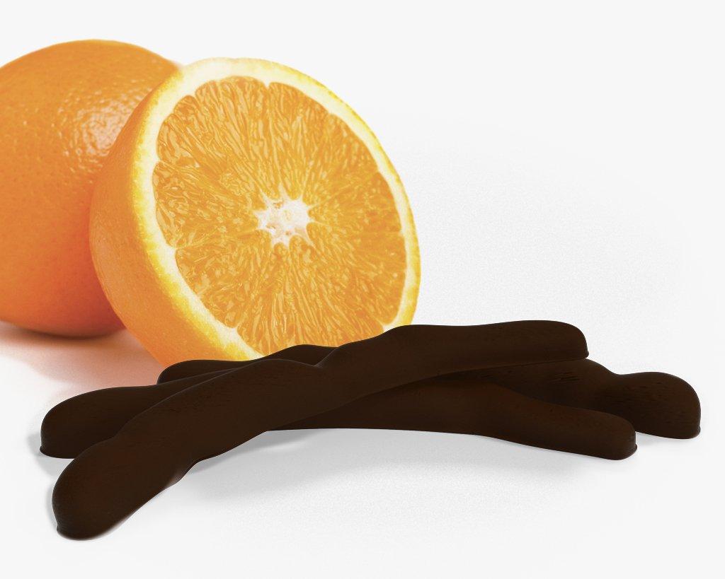 cioccolato filetti arancia