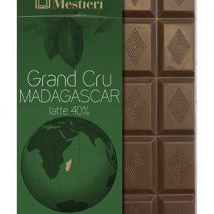 cioccolato gran cru madagascar latte
