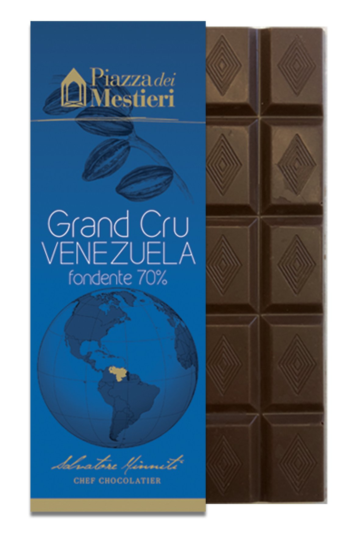 dark chocolate grand cru venezuela