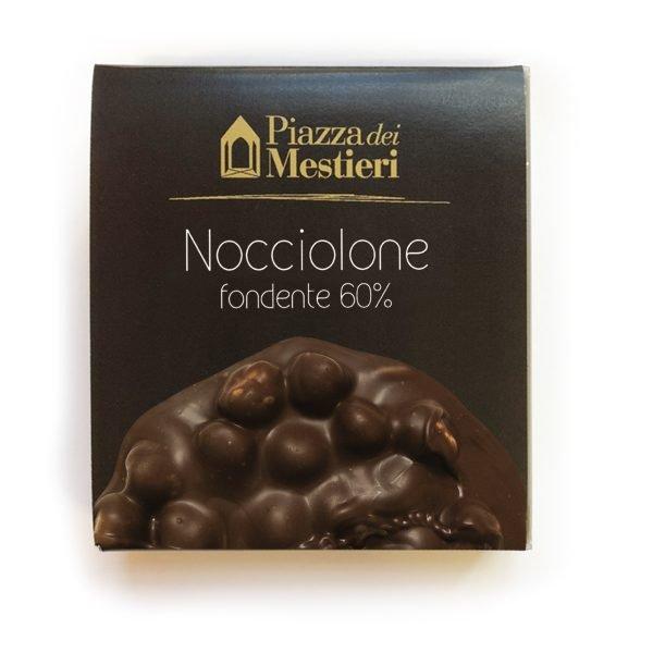 cioccolato nocciolone fondente