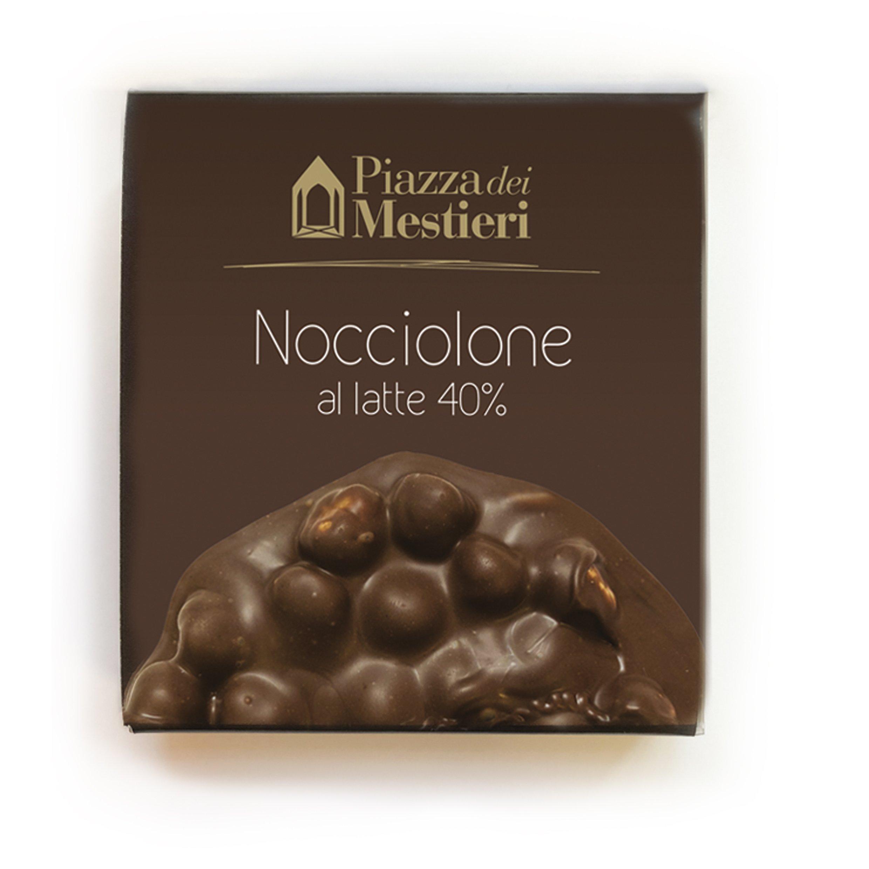 chocolate nocciolone milk