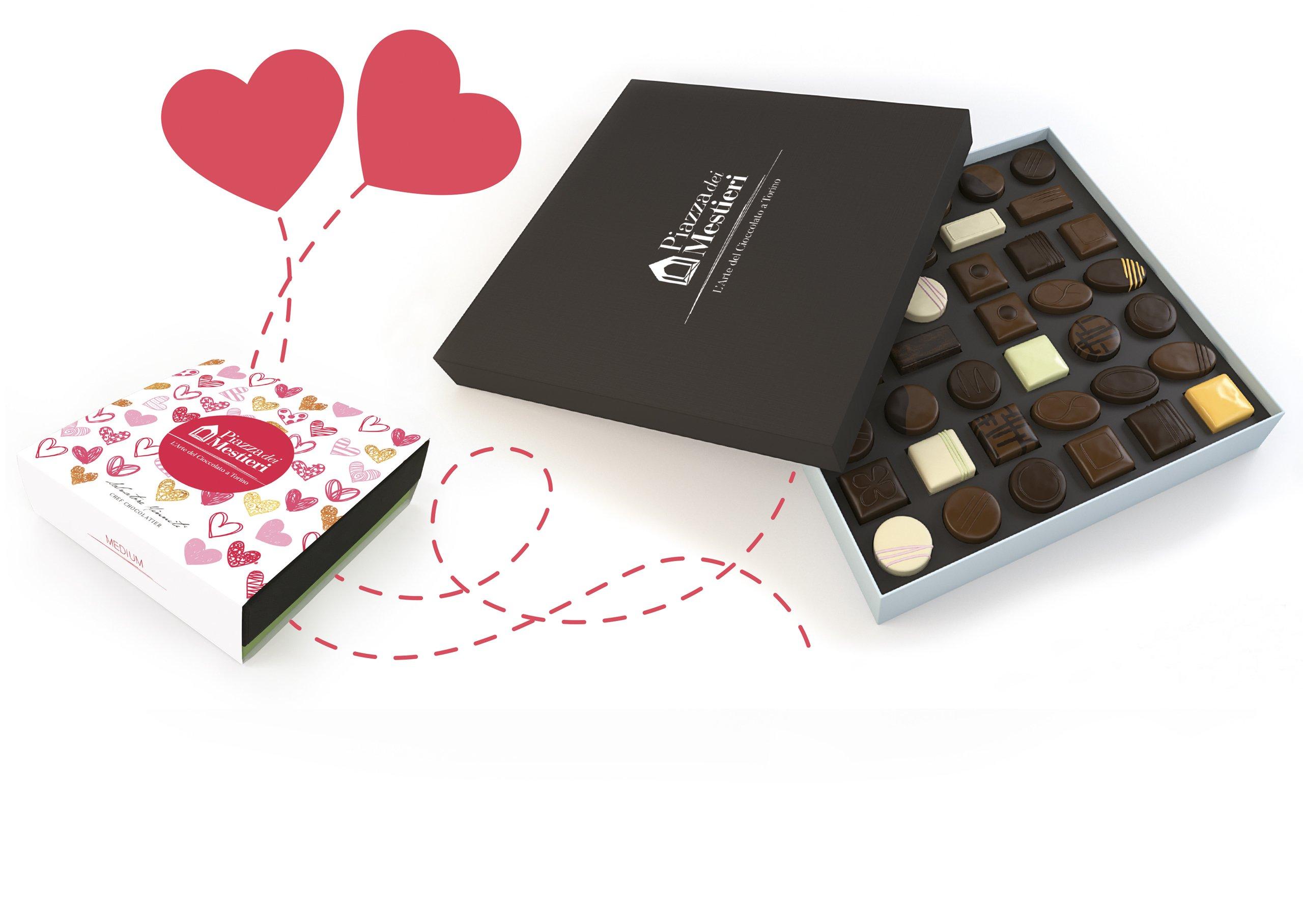 cioccolato artigianala san valentino piazza dei mestieri amore